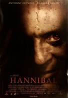Hannibal - Swedish Movie Poster (xs thumbnail)