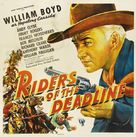 Riders of the Deadline - Movie Poster (xs thumbnail)
