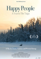 Happy People: A Year in the Taiga - Canadian Movie Poster (xs thumbnail)