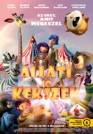 Animal Crackers - Hungarian Movie Poster (xs thumbnail)