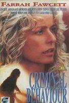 Criminal Behavior - British Movie Cover (xs thumbnail)