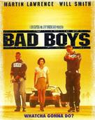 Bad Boys - DVD movie cover (xs thumbnail)