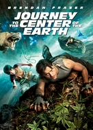 Journey to the Center of the Earth - DVD cover (xs thumbnail)