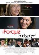 Because I Said So - Spanish Movie Poster (xs thumbnail)
