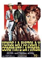 C'è Sartana... vendi la pistola e comprati la bara - Spanish Movie Poster (xs thumbnail)