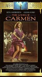 The Loves of Carmen - Movie Cover (xs thumbnail)