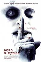 Dead Silence - Movie Poster (xs thumbnail)