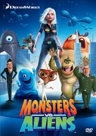 Monsters vs. Aliens - Movie Cover (xs thumbnail)