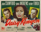 Daisy Kenyon - Movie Poster (xs thumbnail)