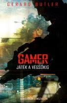 Gamer - Hungarian Movie Poster (xs thumbnail)