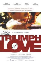 The Triumph of Love - Movie Poster (xs thumbnail)