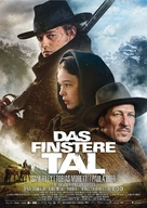 Das finstere Tal - German Movie Poster (xs thumbnail)