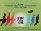 Time After Time - British Theatrical movie poster (xs thumbnail)