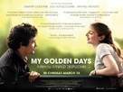 Trois souvenirs de ma jeunesse - British Movie Poster (xs thumbnail)