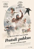 Ma loute - Estonian Movie Poster (xs thumbnail)