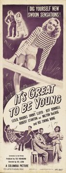 It's Great to Be Young - Movie Poster (xs thumbnail)