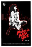 New York Nights - Spanish Movie Poster (xs thumbnail)
