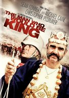The Man Who Would Be King - DVD movie cover (xs thumbnail)