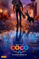 Coco - Australian Movie Poster (xs thumbnail)