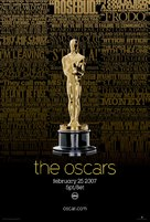 The 79th Annual Academy Awards - Movie Poster (xs thumbnail)