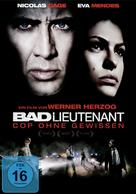 The Bad Lieutenant: Port of Call - New Orleans - German DVD cover (xs thumbnail)