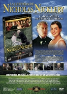 Nicholas Nickleby - Video release movie poster (xs thumbnail)
