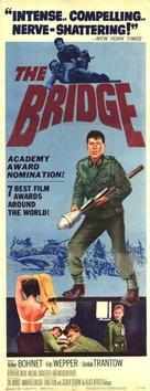 Die Brücke - Australian Movie Poster (xs thumbnail)