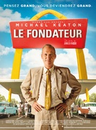 The Founder - French Movie Poster (xs thumbnail)