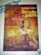 The Plough and the Stars - French Movie Poster (xs thumbnail)