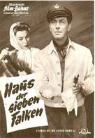 The House of the Seven Hawks - Austrian poster (xs thumbnail)