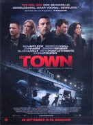 The Town - Belgian Movie Poster (xs thumbnail)