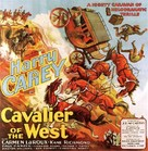 Cavalier of the West - Movie Poster (xs thumbnail)
