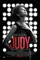Judy - Australian Movie Poster (xs thumbnail)