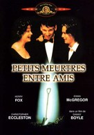 Shallow Grave - French DVD cover (xs thumbnail)