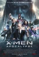 X-Men: Apocalypse - Polish Movie Poster (xs thumbnail)