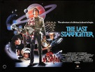 The Last Starfighter - British Movie Poster (xs thumbnail)