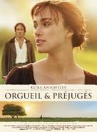 Pride & Prejudice - French Movie Poster (xs thumbnail)