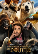 Dolittle - Swiss Movie Poster (xs thumbnail)