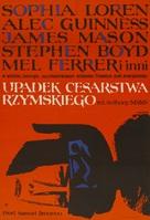 The Fall of the Roman Empire - Polish Movie Poster (xs thumbnail)