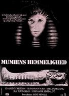 The Awakening - Danish Movie Poster (xs thumbnail)