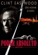 Absolute Power - Spanish Movie Cover (xs thumbnail)