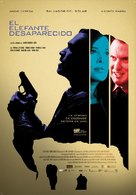 El elefante desaparecido - Colombian Movie Poster (xs thumbnail)