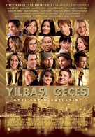New Year's Eve - Turkish Movie Poster (xs thumbnail)