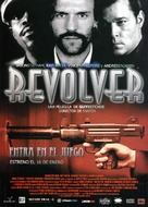 Revolver - Spanish Movie Poster (xs thumbnail)