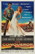 The Conqueror - Movie Poster (xs thumbnail)