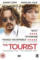 The Tourist - British Movie Cover (xs thumbnail)
