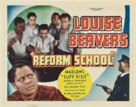 Reform School - Theatrical poster (xs thumbnail)