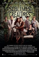 Beautiful Creatures - Canadian Movie Poster (xs thumbnail)