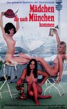 Mädchen, die nach München kommen - German Movie Poster (xs thumbnail)