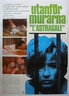 L'astragale - Swedish Movie Poster (xs thumbnail)